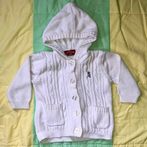 Polo Knit Sweater 6-9 month